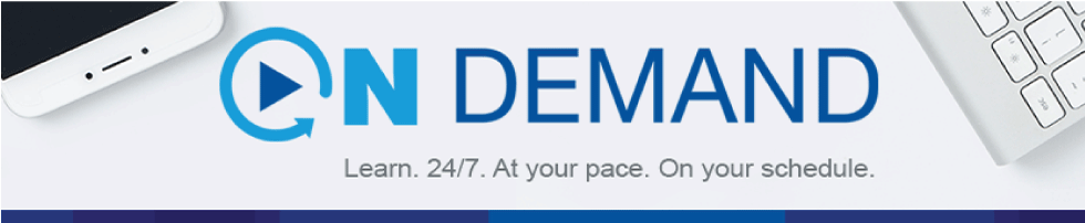Image: ASHE On Demand Learning Banner