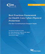 Best Practices Framework for Health Care Cyber-Physical Protection (cover)