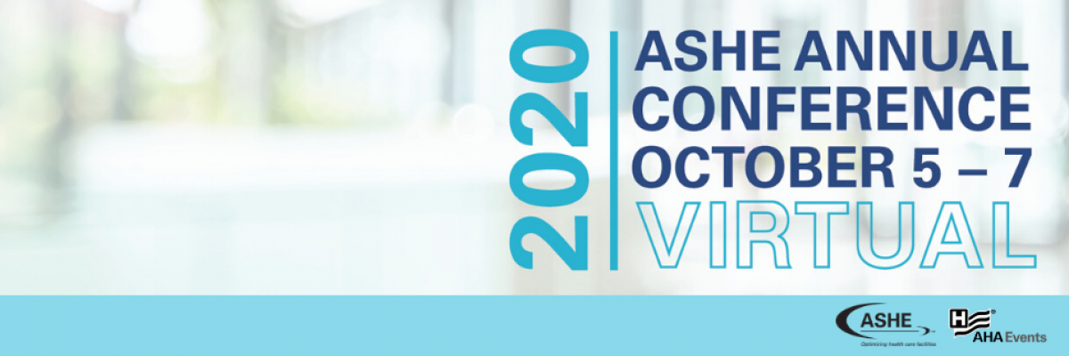 ASHE banner 2020 virtual conference